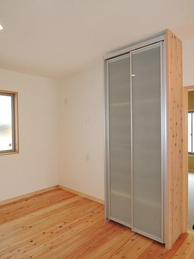 3豊橋市池見町 F様邸 キッチン収納 既製食器棚