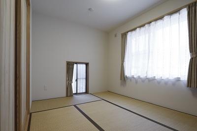 7豊橋市多米東町 M様邸 寝室(和室)