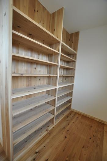 シンプルデザインのお部屋