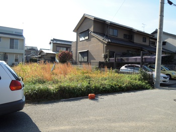 東岩田で家作り