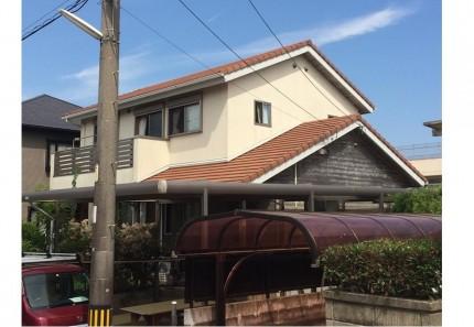 シックイ塗り壁の家 豊橋市富士見台