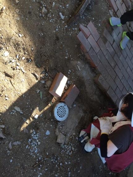 庭の改装工事 豊橋市富士見台