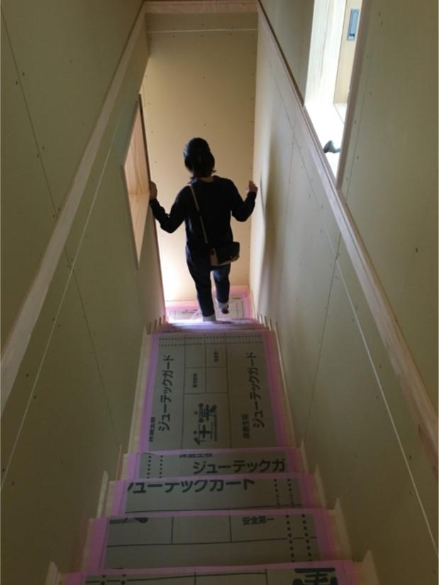 桧の階段 豊橋市